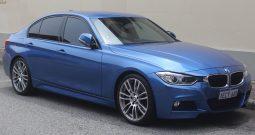 2015 BMW 328i, Sport Line Body Kit